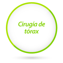 Cirugía de tórax